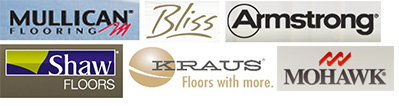 Carpet and Flooring Brands Carried by Souther Tier